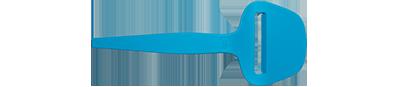OSTI - blå ostehøvl