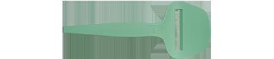 OSTI - grøn ostehøvl