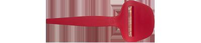 OSTI - rød ostehøvl