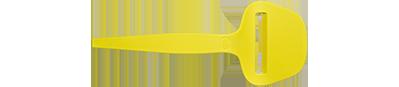OSTI - gul ostehøvl